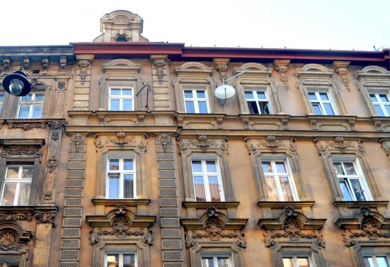 Apartamenty Podwale, Kraków, Front obiektu