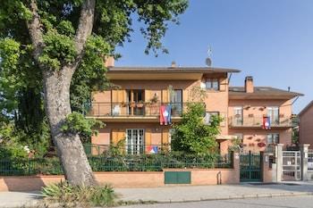 A(z) B&B Dimora Morelli hotel fényképe itt: Gubbio
