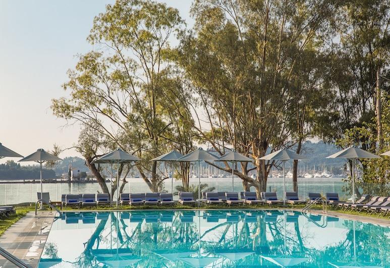 Rodostamo Hotel & Spa- Adults Friendly, Корфу, Бассейн