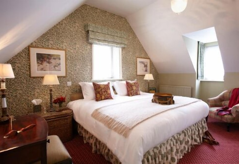 The Stag and Huntsman, Henley-on-Thames, Guest Room