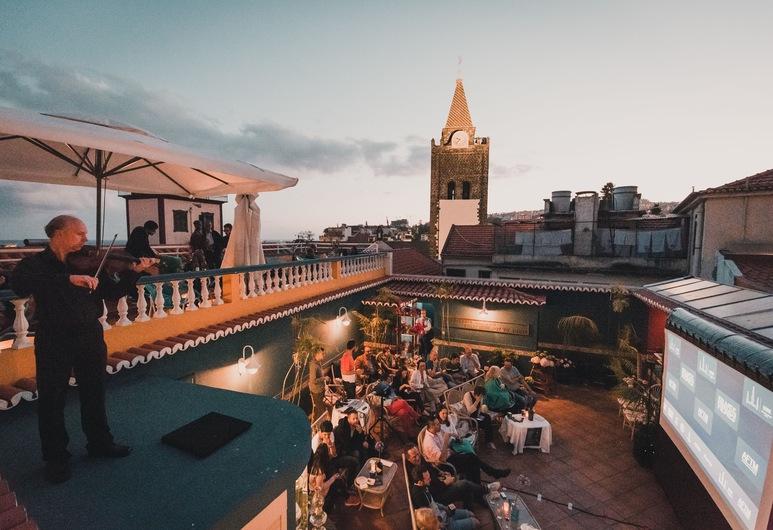Sé Boutique Hotel, Funchal, Terrasse/patio