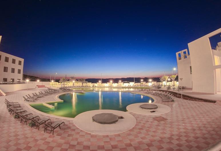 Beau Rivage Resort, Aqaba, Outdoor Pool