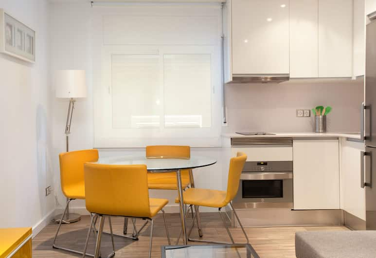 Silver Bcn, Barcelona, Apartment, 2 Bedrooms, Private kitchen