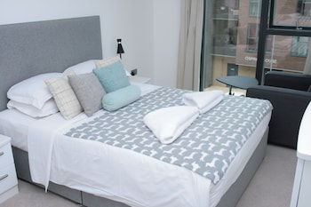 Foto van Logic Apartments Greenwich in Londen