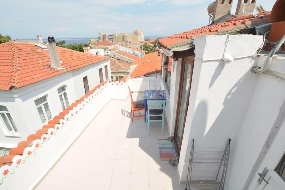 Elite Quadruple Room, Smoking, Terrace - Balcony