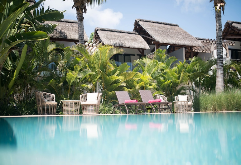 Toparadis Guest House, Grand-Baie, Outdoor Pool