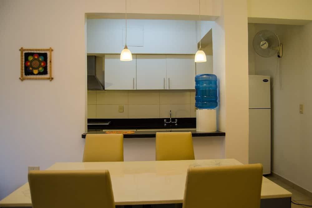 Standard Apartment, Kitchen - Room
