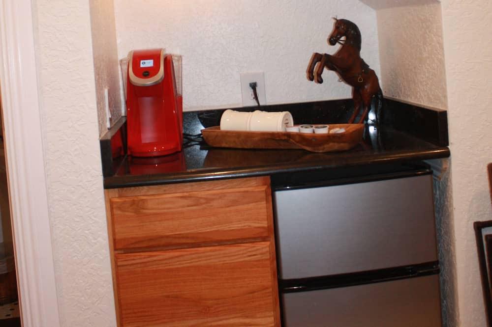 Chambre Double Exclusive, 1 très grand lit - Mini-réfrigérateur