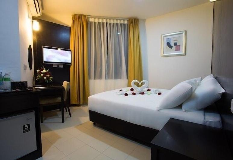 Akar Hotel Jalan TAR, Kuala Lumpur, Standard Double Room, Guest Room