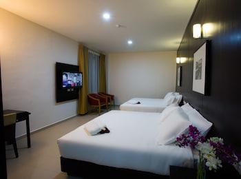 Gambar Akar Hotel Jalan TAR di Kuala Lumpur