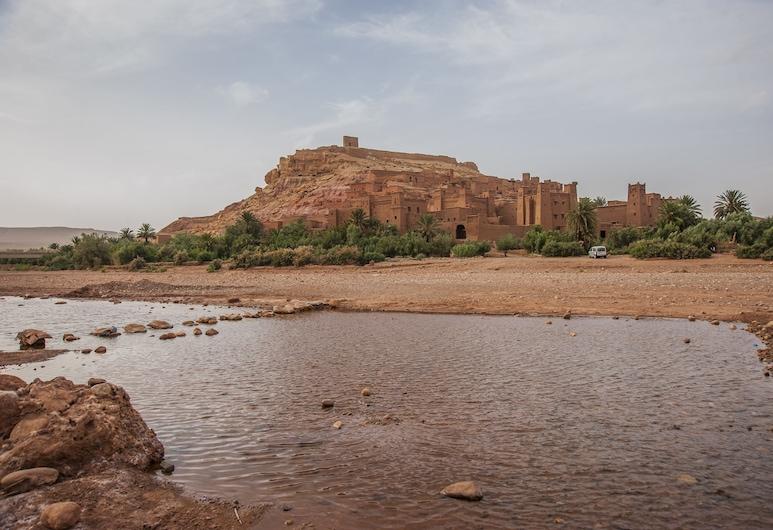 Auberge La Baraka, Ait Benhaddou, Göl