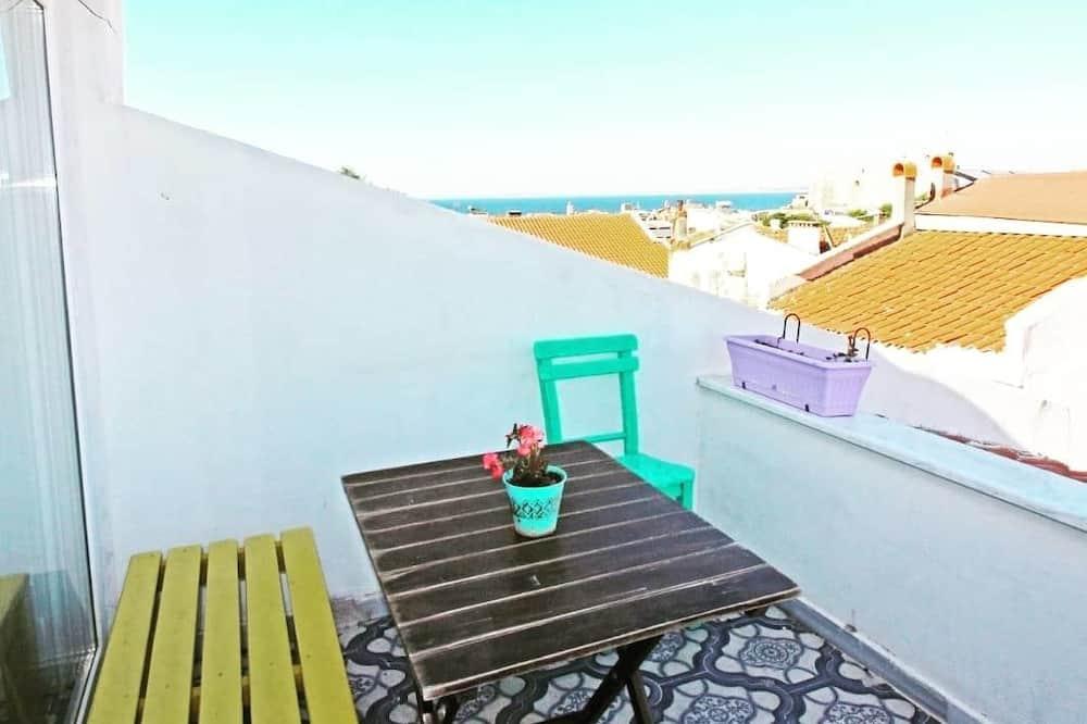 Deluxe Double Room, Sea View, Sea Facing - Balcony View