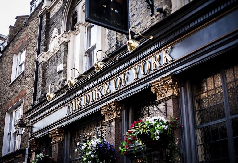 The Duke Rooms London, London, Hotellets facade