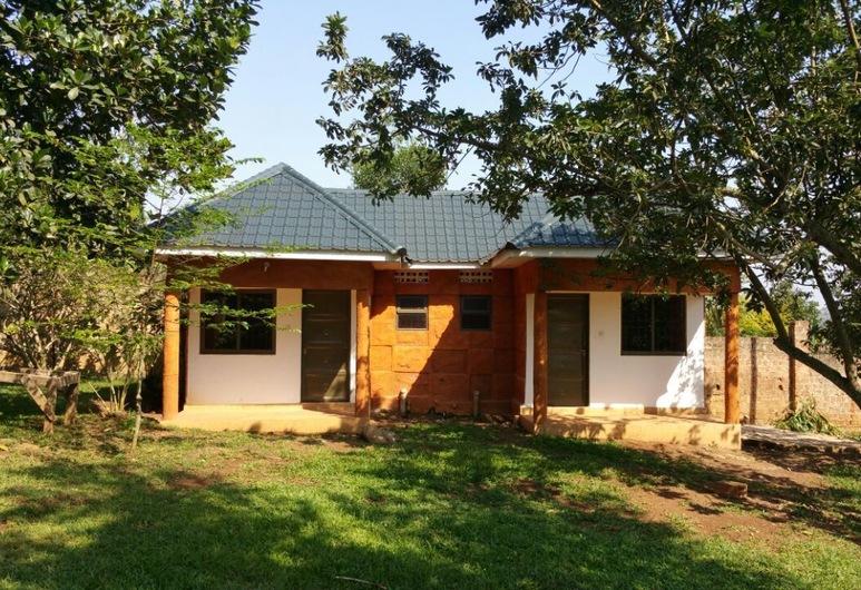 Nakoosi Eco Lodge & Backpackers, Mukono, Naktsmītnes teritorija