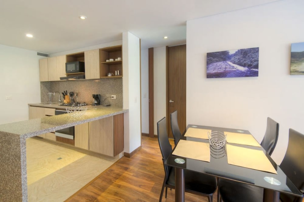 Apartments 3-57, Bogota