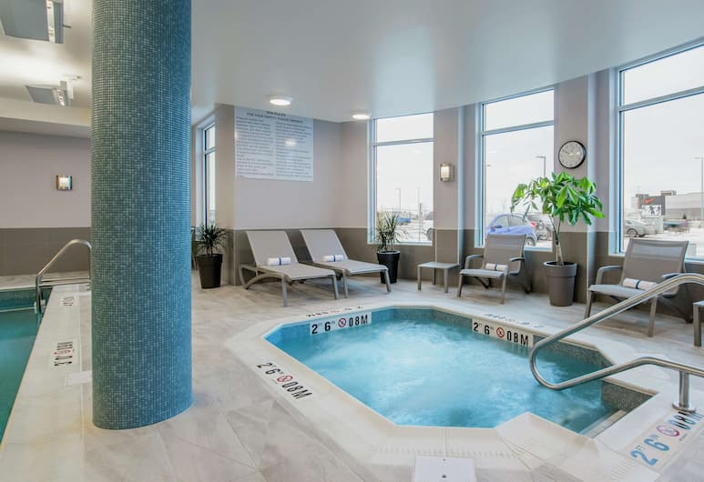 Hilton Garden Inn Winnipeg South, Winnipeg, Idromassaggio all'aperto