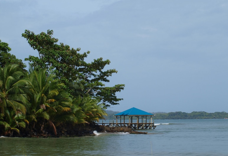 Caribbean Villages Apartments, Bocas del Toro, View from property