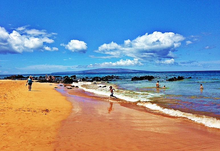 Ocean Breeze Hideaway, Kihei, Playa