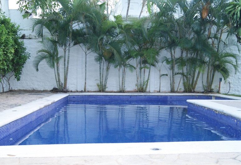 Casa Campestre Premium Bed and Breakfast, Cancún, Piscina al aire libre