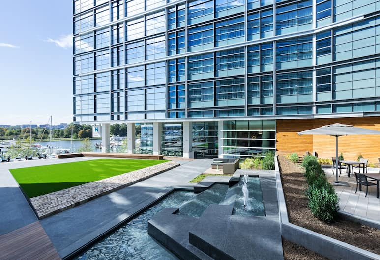 Hyatt House Washington DC/The Wharf, Washington, Õu
