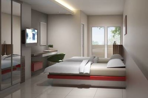 合艾明亮公寓飯店/