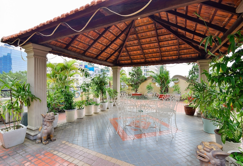 The Spring Hotel, Ho Chi Minh City, Courtyard