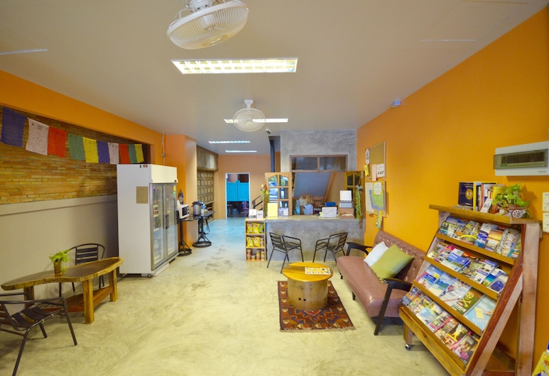 NOMAD Hostel Krabi, Krabi, Receptie