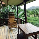 Superior Bungalow with Garden View - Balcony