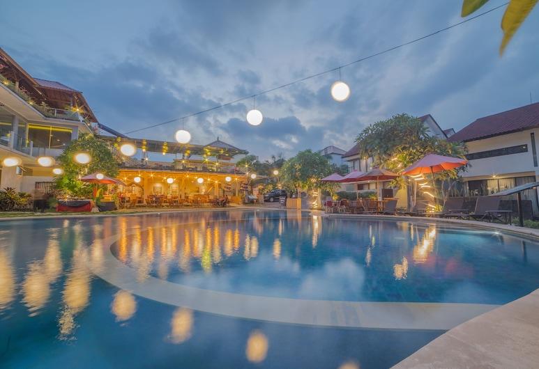 Grand Kesambi Resort and Villas, Kerobokan, Pool