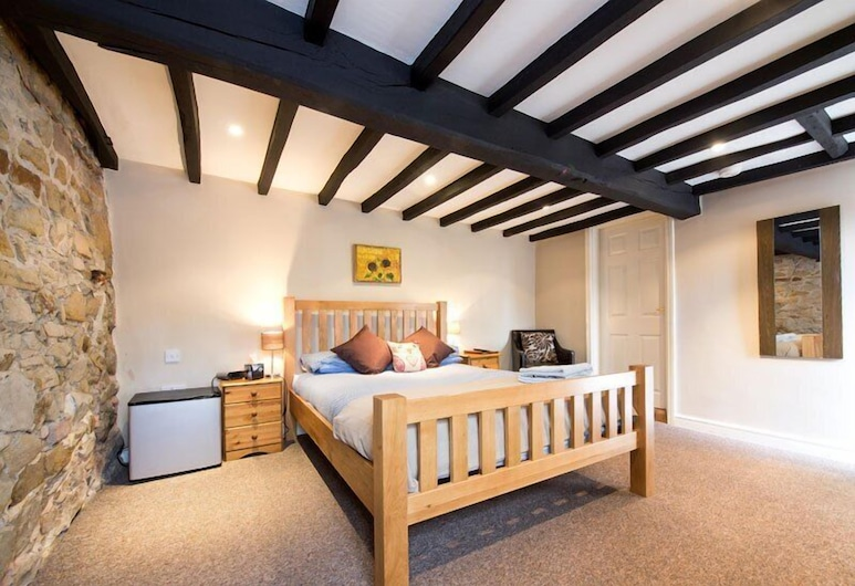The Hardinge Arms Hotel, Derby, Double Room, Guest Room