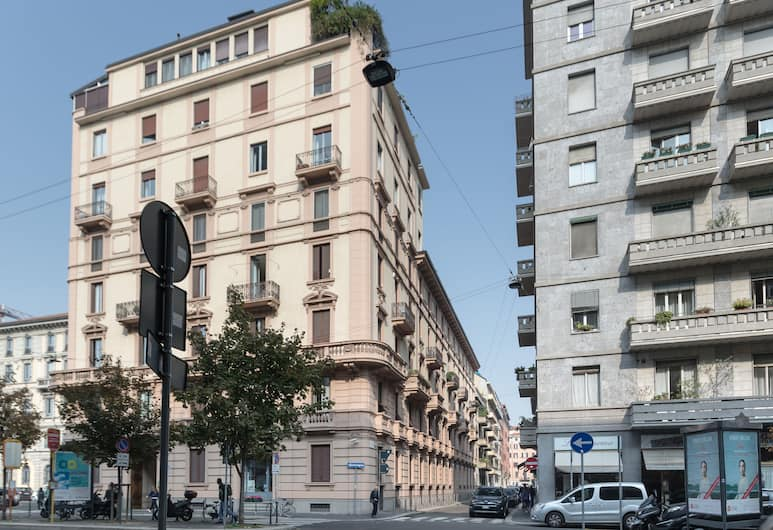 Apartment Moscova, Μιλάνο, Θέα από το κατάλυμα