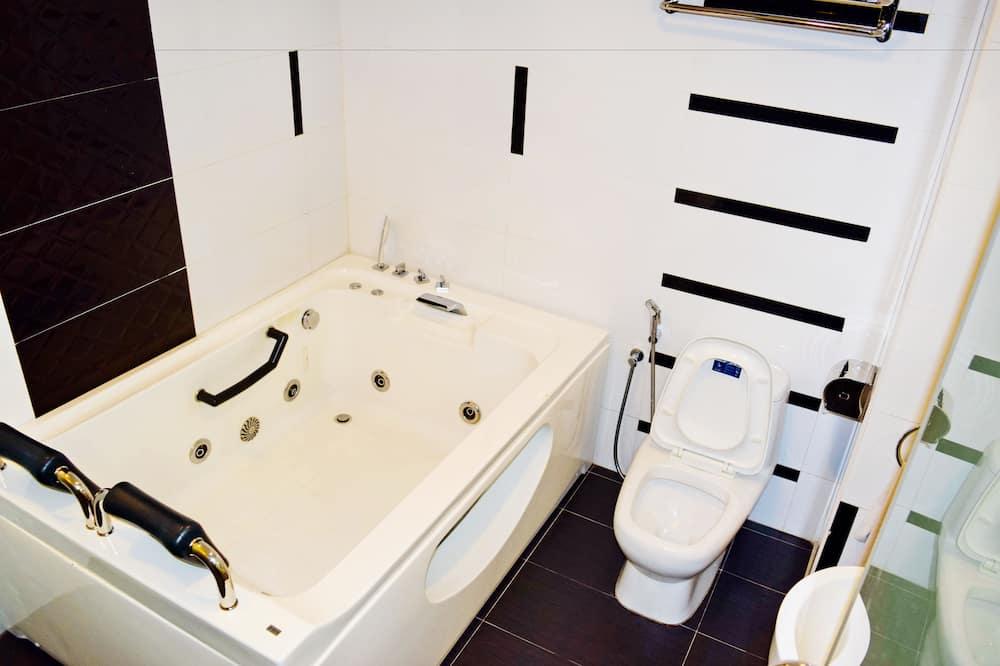 Executive-suite - Badeværelse