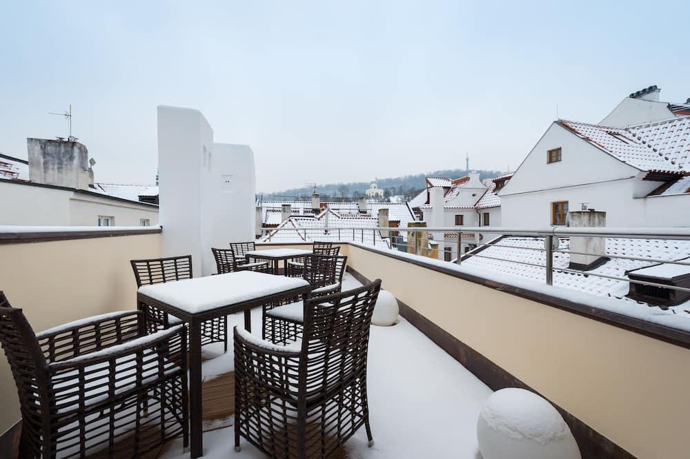 Apartmán, 3 ložnice (Selected at Check-in) - Balkón