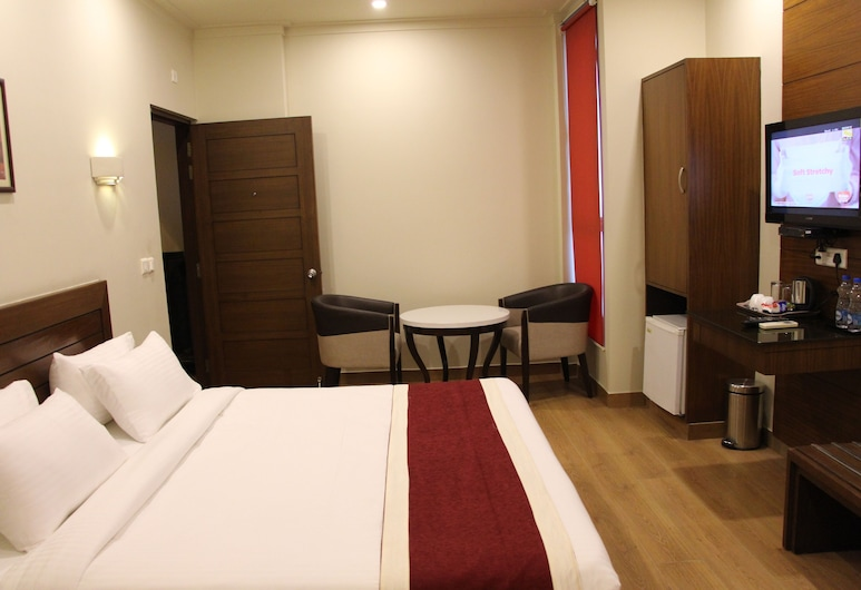 Purplebeds by VITS - Agra, Agra, Superior Double Room, Guest Room