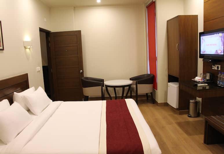 PurpleBeds by VITS - Dasaprakash, Agra, Superior dvokrevetna soba, Soba za goste