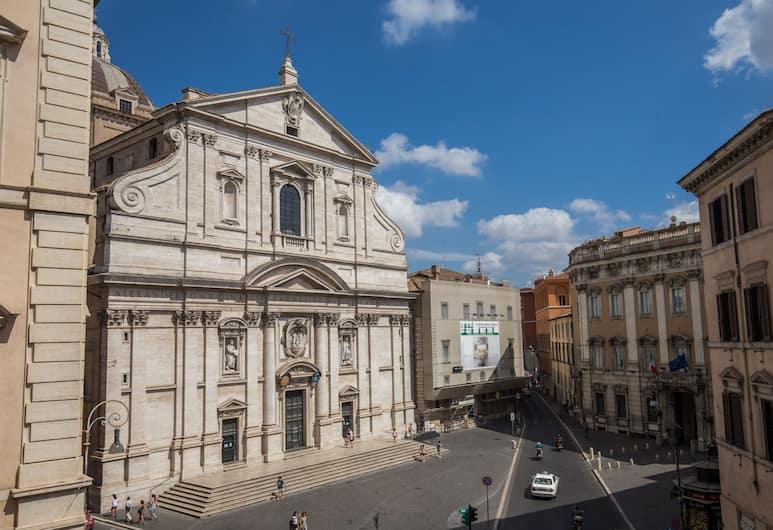 G55 設計酒店, 羅馬, 外觀