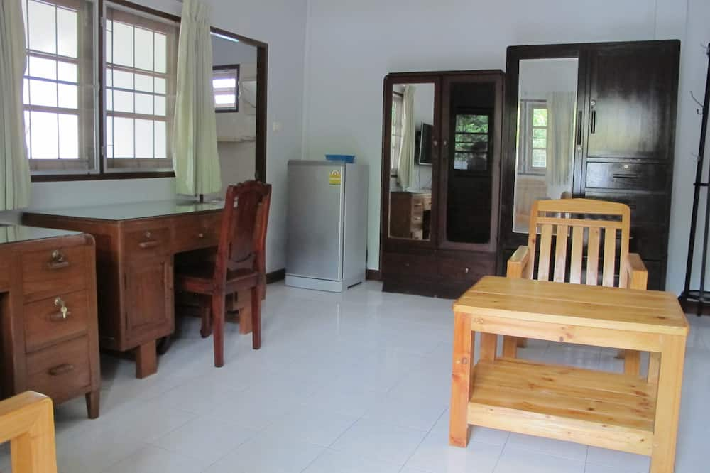 1-Bedroom House  - Oturma Odası