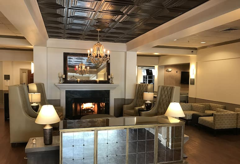 Richmond Inn & Suites Trademark Collection by Wyndham, Baton Rouge, Lobby lounge