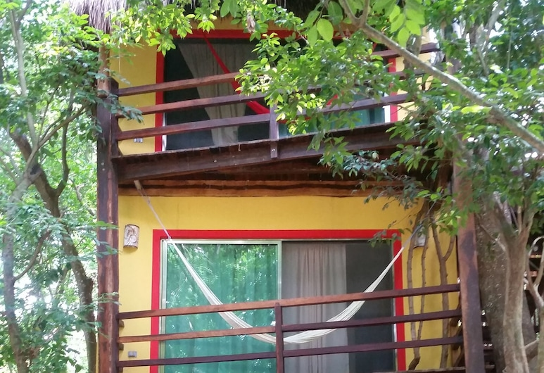 Dolce Caribe B&B, Playa del Carmen, Casita Sol - Quadruple Room, Fassaad