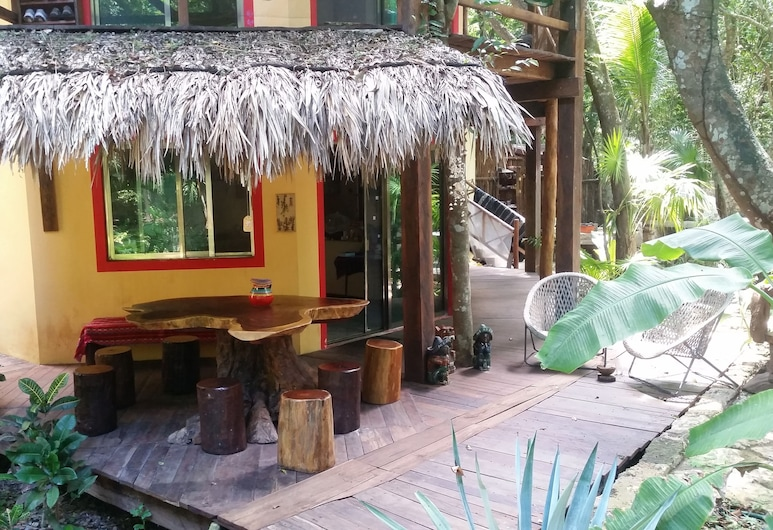 Dolce Caribe B&B, Playa del Carmen, Rezeption