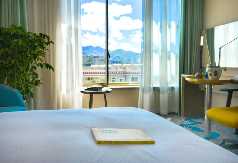 Holiday Inn Express Lhasa Potala Palace, Lhasa, Standard Room, 2 Twin Beds-Mainland Chinese Citizen Only, Guest Room