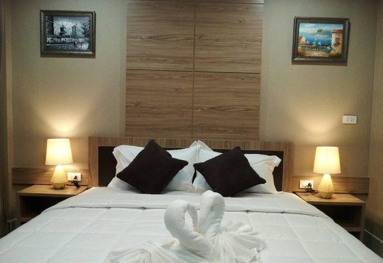 Little Bear Guesthouse and Restaurant, Hat Yai, Phòng Tiêu chuẩn, Phòng