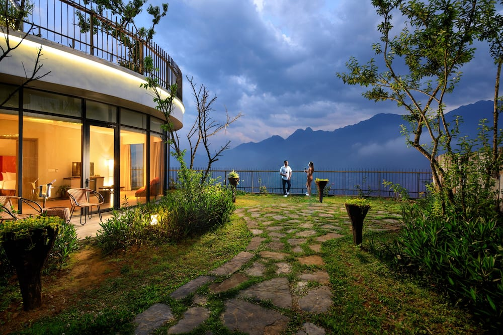 Red Dao Suite - Terrace/Patio