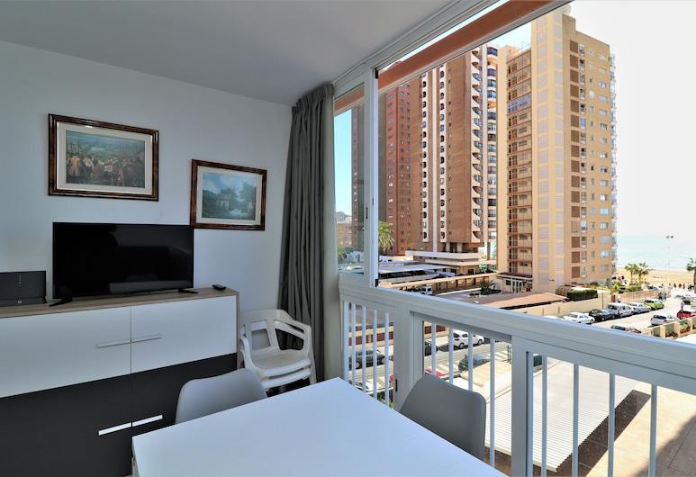 Apartamento Bacana 3 - 3, Benidorm, Apartament, 1 sypialnia, widok na morze, Powierzchnia mieszkalna