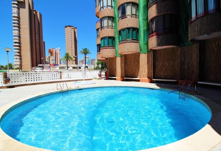 Apartamento Coblanca V 15 - 4, Benidorm, Outdoor Pool