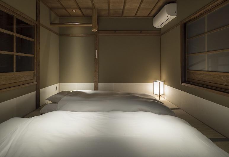 Bonbori an, Kyoto, Dom (Private), Izba