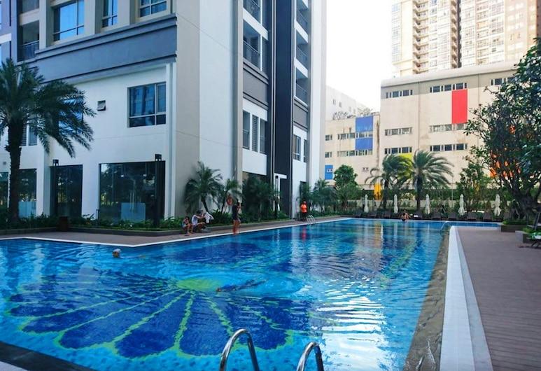 Landmark Inn, Ho-Chi-Minh-Stadt, Außenpool