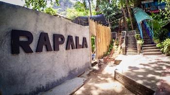 Foto van Rapala Rock Wood Resort in Krabi