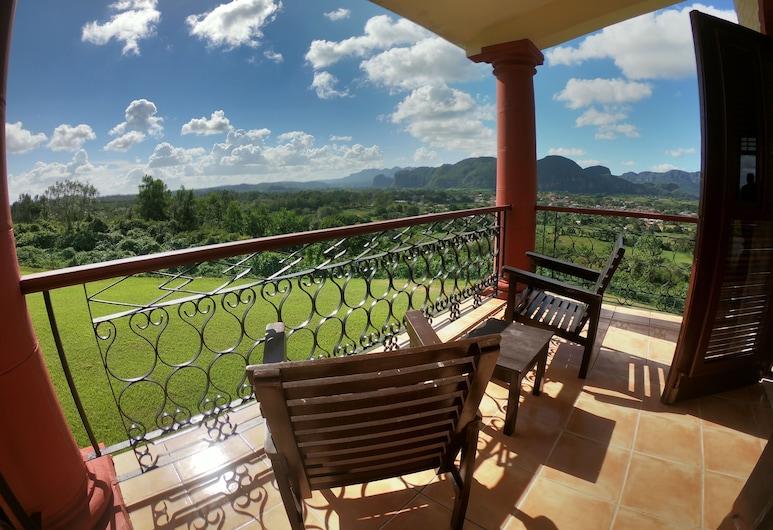 Hotel Horizontes La Ermita, Vinales, Αίθριο/βεράντα