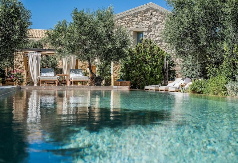 Villa Dimi, Chania, Infinity Pool